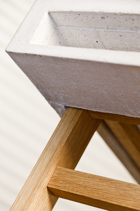 The Concrete Table Sigurd Larsen