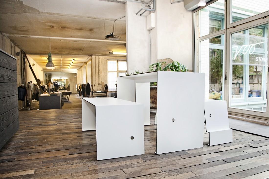 Voo store de sigurd larsen for Design shop berlin