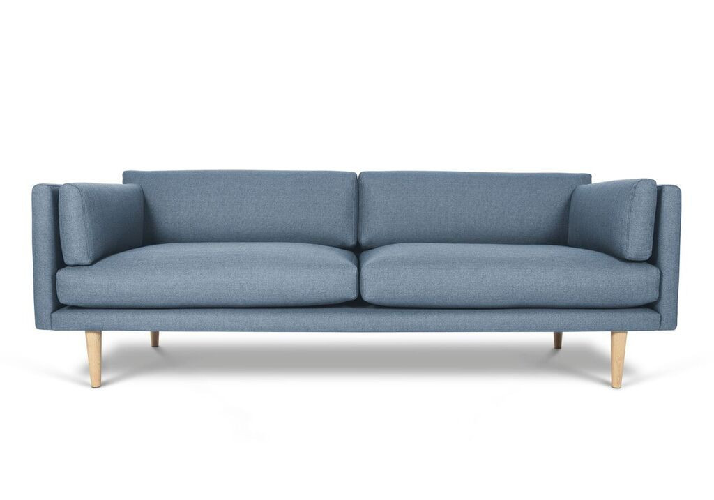 A Sofa_ Sigurd Larsen for Formal A_Danish design berlin_Grey Blue Fabric