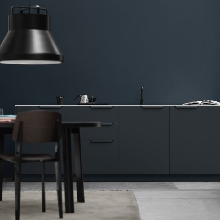 Sigurd Larsen_Reform cph kitchen design danish folded steel alu 1